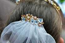 Disney Cinderella Wedding Accessories Set - Veil slide
