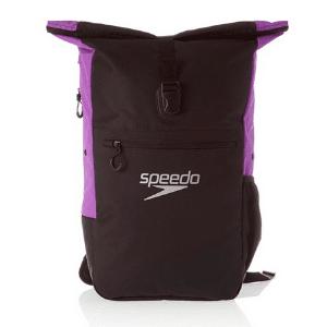 Speedo Team Rucksack III - Black - Electric Purple