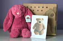 Say It With Bears Jellycat Rose Bunny #SIWB