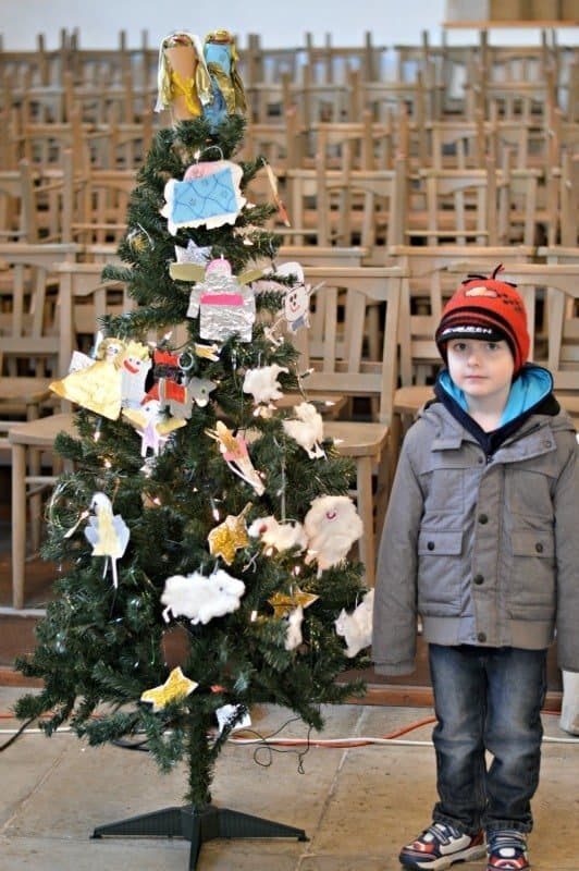 Christmas Tree Festival - North Denes Primary