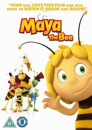 Maya The Bee DVD