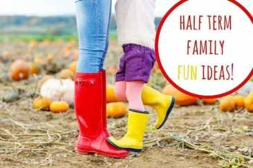 Cass shares her favourite three ways to have fun at half term without spending a penny!