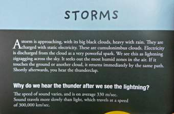 The Little Guide to Science - Storms