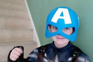 Captain America Civil War Mask