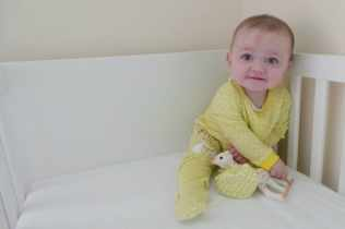 Cloudbabies Baby Girl Zip All-in-one - Piglet Sitting