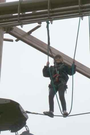 Drayton Manor Park VertiGO - Roo high ropes