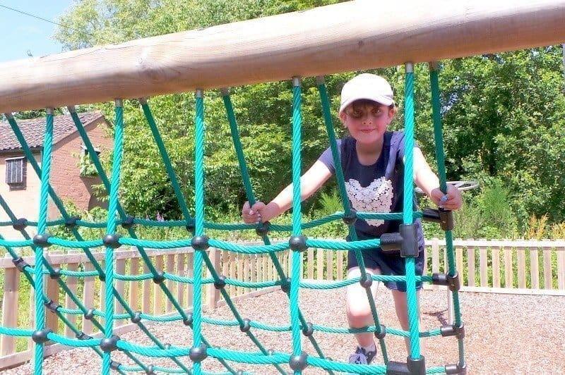Taverham Mill - Roo Climbing Frame