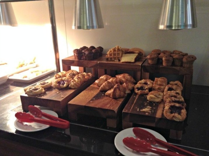 Mercure Hotels London Bloomsbury - Continental breakfast