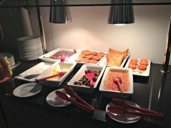 Mercure Hotels London Bloomsbury - Cooked breakfast