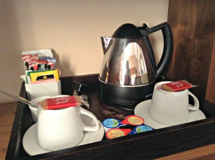 Mercure Hotels London Bloomsbury - Tea and Coffee