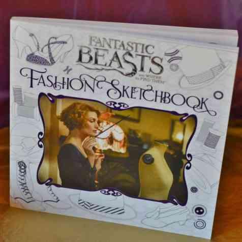 Fantastic Beasts Fashion Sketchbook