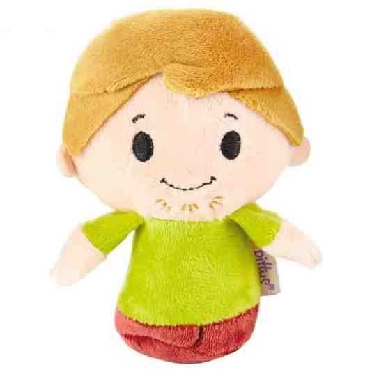 Hallmark Itty Bittys shaggy Plush soft Toy scooby-doo