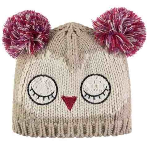 Rockin Baby Owl Applique Hat