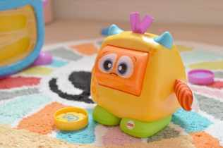 Fisher-Price Fun Feelings Monster - Sad