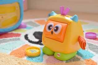 Fisher-Price Fun Feelings Monster - Shocked