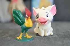 Disney Moana - Pua and HeiHei