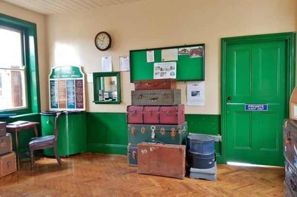 North Norfolk Railway - Holt Station