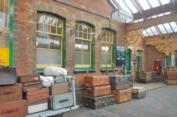North Norfolk Railway - Sheringham Station