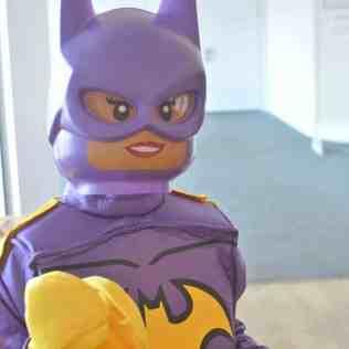 The LEGO Batman Movie - LEGO Batgirl costume