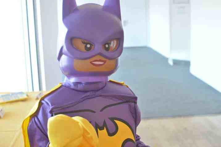 The LEGO Batman Movie - LEGO Batgirl costume