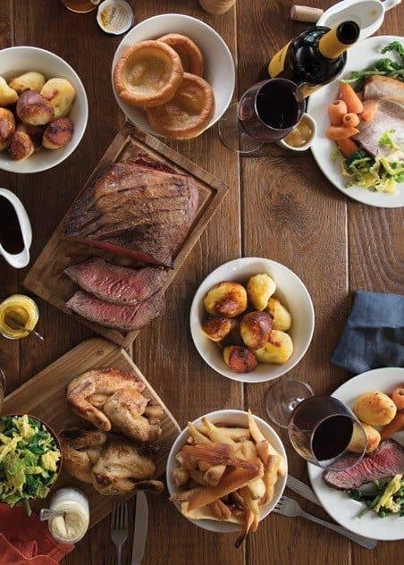 Ember Inn - Sunday lunch