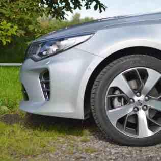 Kia Optima Sportswagon - Front Wheel