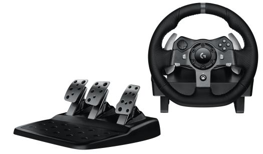 Logitech G29 (PS3, PS4, PC) Driving Force Racing Wheel
