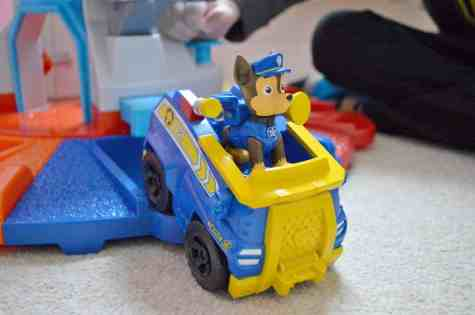 PAW Patrol My Size Lookout Tower - Chase vehicle launcher
