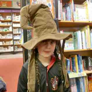 Harry Potter Book Night - Sorting Hat (Roo)