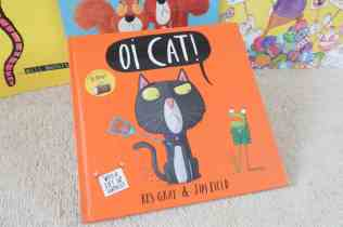 Lollies Oi Cat!