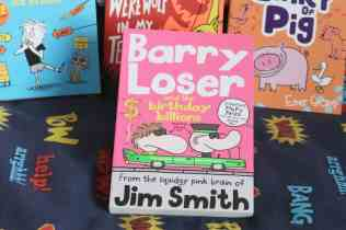 Lollies Barry Loser and the Birthday Billions