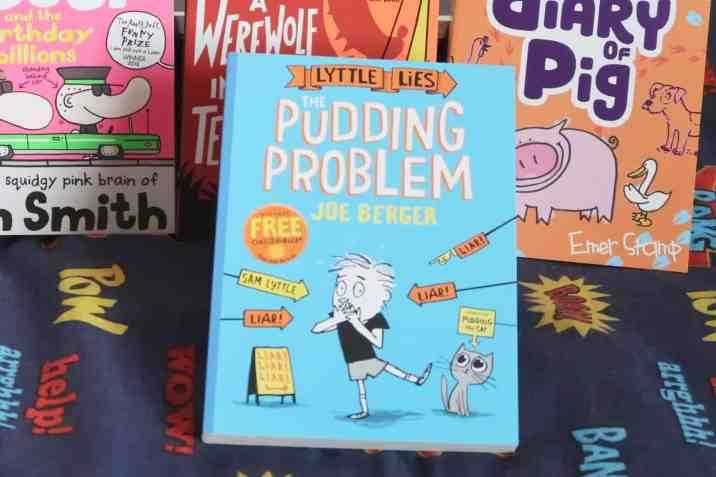 Lollies Lyttle Lies_ The Pudding Problem