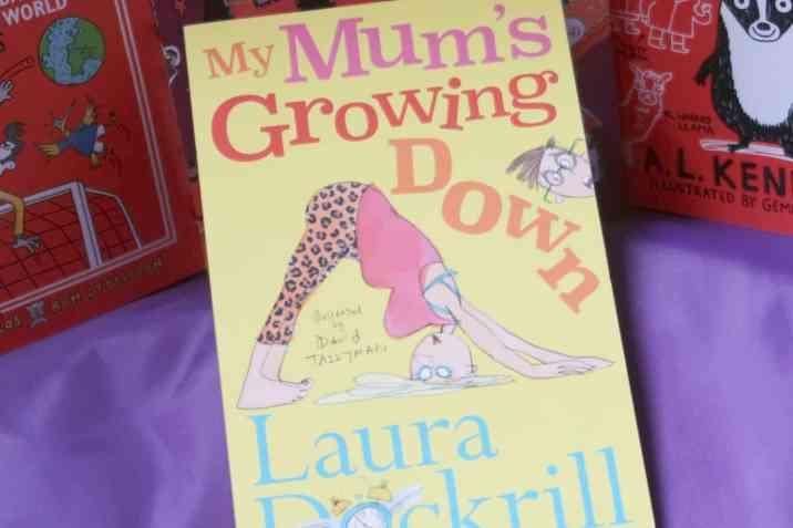 Lollies My Mum's Growing Down