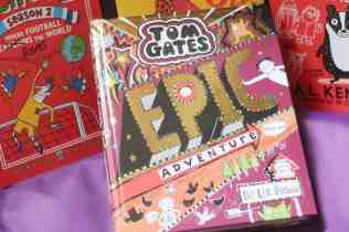 Lollies Tom Gates_ Epic Adventure (Kind Of)