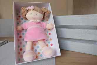 Piccola - Miss Rose doll