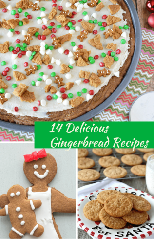 14 Delicious Gingerbread Recipes (1)