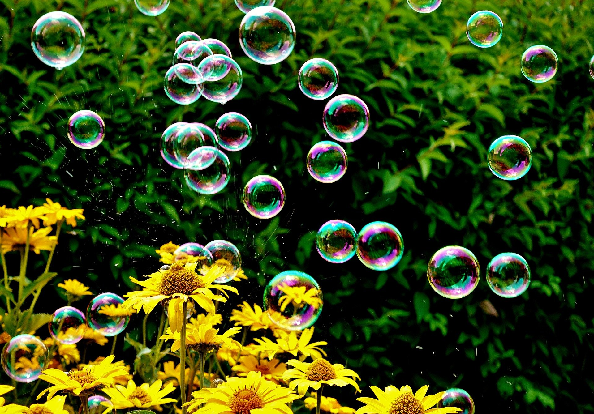 Bubble Bath Day