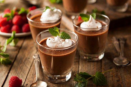 Chocolate Pudding Day