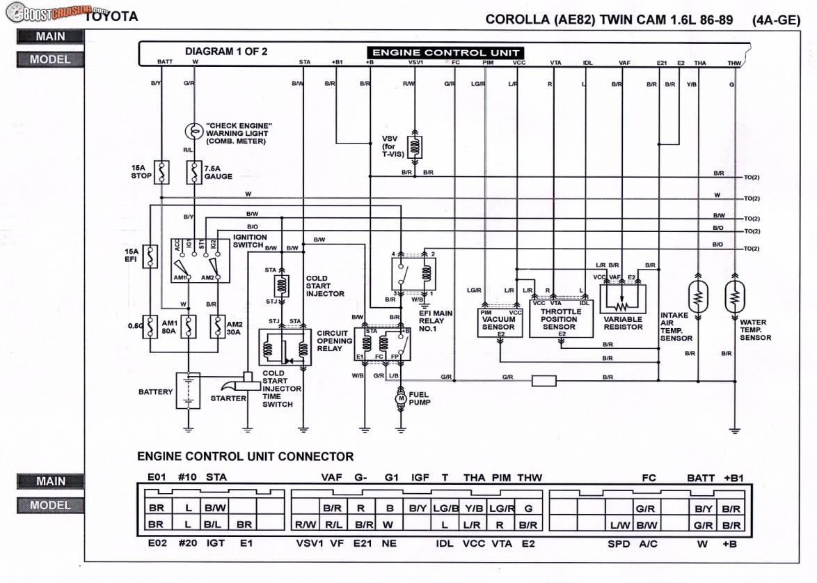 4age Wiring Diagram