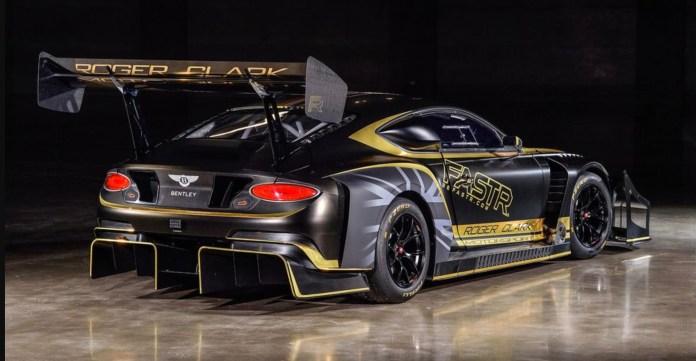 Bentley Continental GT3 Pikes Peak Race Car