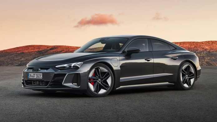Velkommen til fremtiden - din Audi kan måske snart skifte farve. Altså mere eller mindre af sig selv.