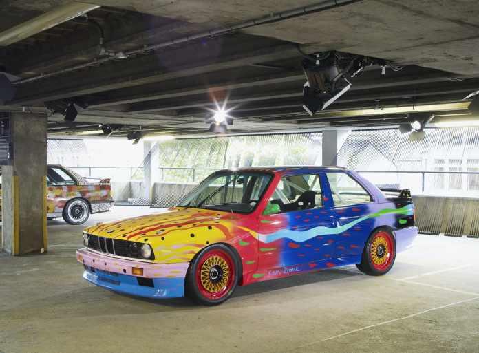 De har nogle spøjse bemalinger. For ikke at sige direkte syrede lakeringer. Her er de fedeste BMW Art Cars.