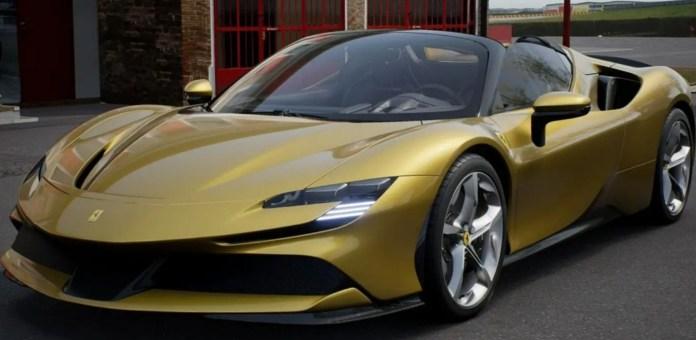 Fodboldspilleren Zlatan Ibrahimovic fylder 40, og derfor han han købt en Ferrari SF 90 Stradale til 8 millioner svenske kroner