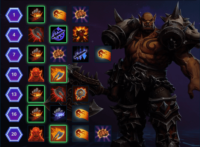 Build Zul Jin Heroes Of The Storm