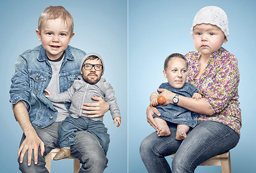 Babies01 in Funny Hilarious Pictures of Babies with Parents