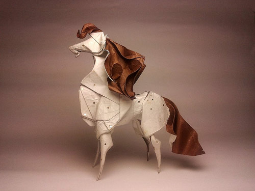 paperart 3 in Origami: 3D Paper Art You Might Never Seen Before