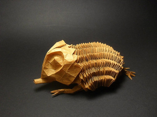 paperart 9 in Origami: 3D Paper Art You Might Never Seen Before