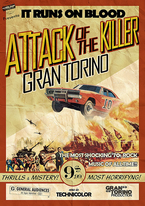 The Attack of the Killer Gran Torino