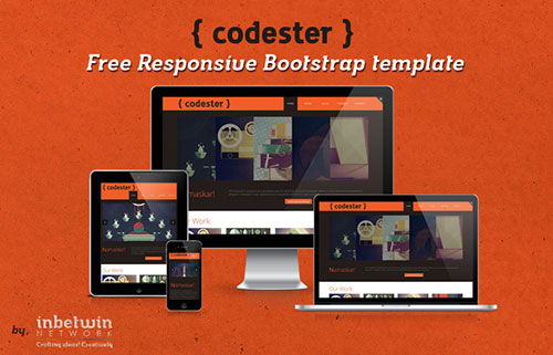 Codester - Responsive HTML5 Template