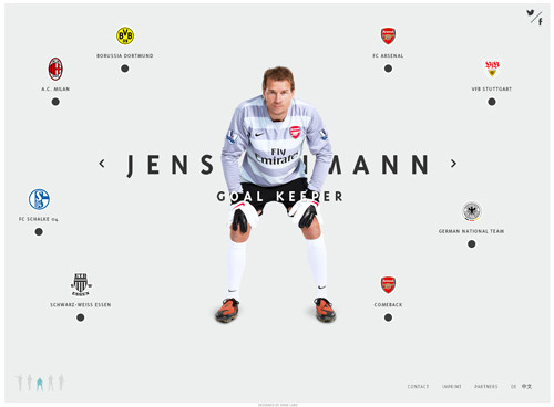 Official Website of Jens Lehmann